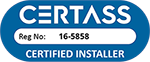 Certass Certified Installer for Yorkshire