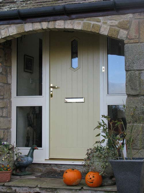 Quality Front Doors