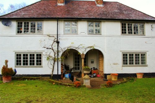 Colour Timber Windows