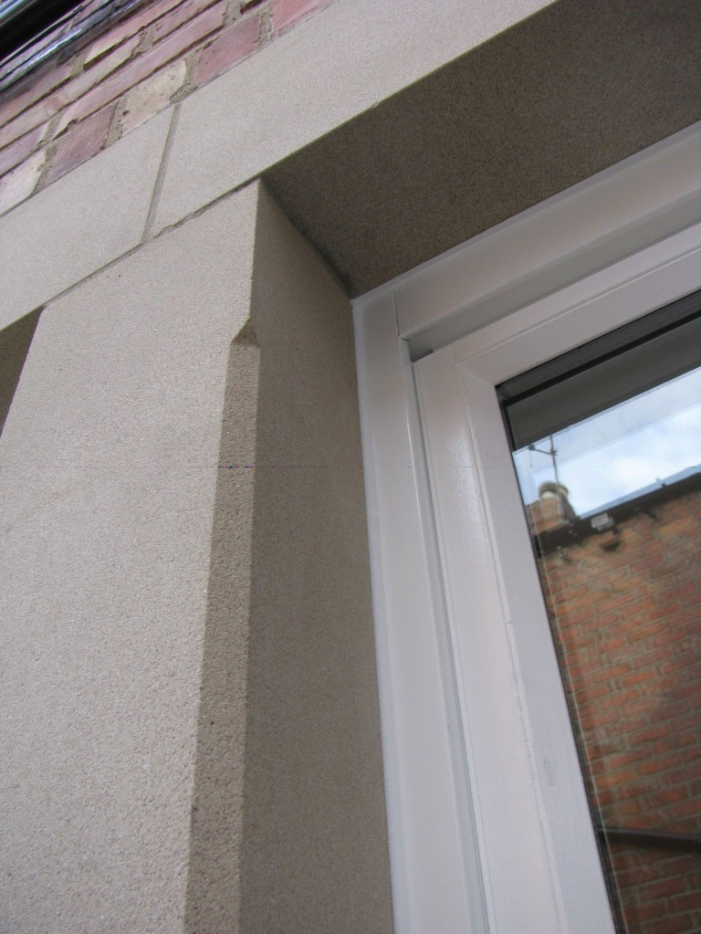 Attention to details with new timber windows