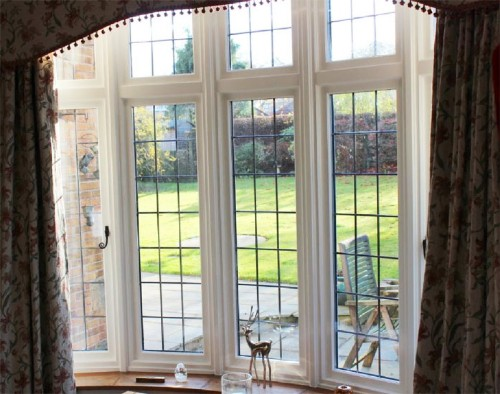 Timber windows to replace metal windows