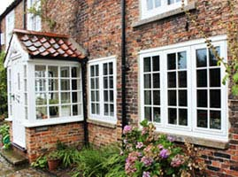 Cottage-style Stormproof Windows