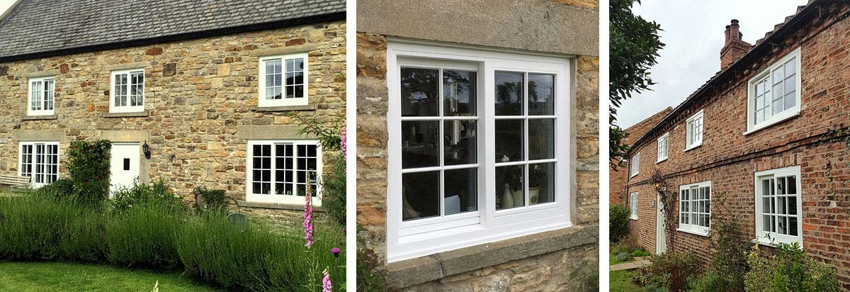 Horizontal Sash Windows