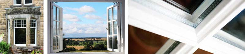 Examples of Timber Windows
